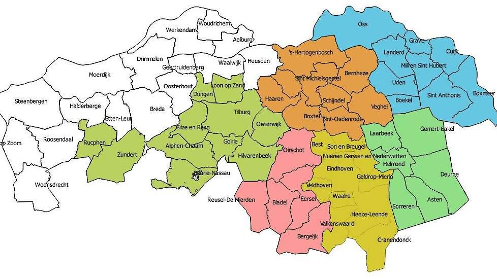 Brabant Past Veehouderijbeleid Drastisch Aan Pluimveeweb Nl