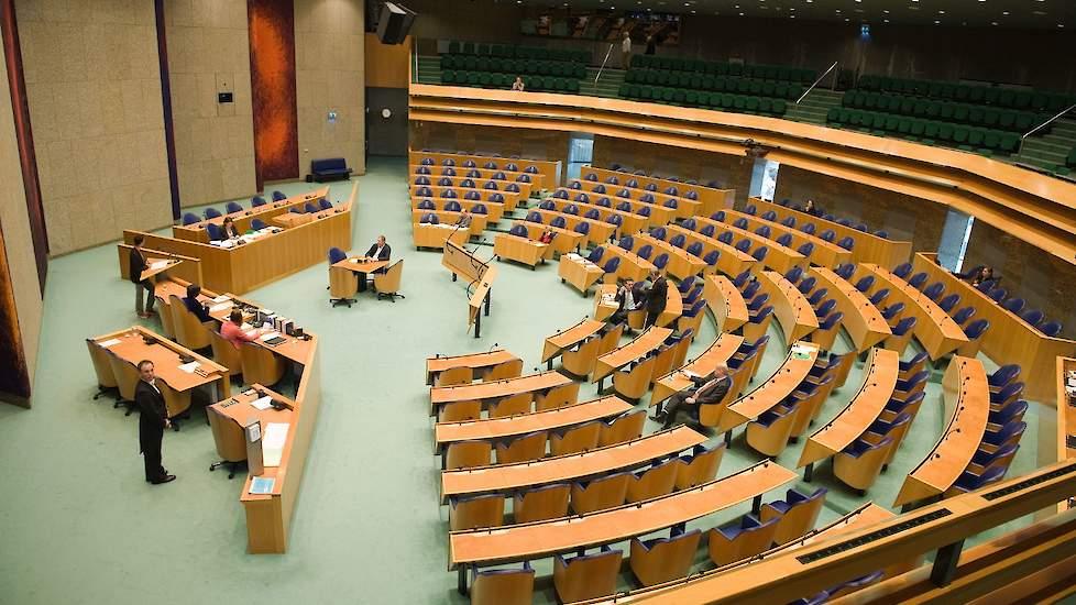 Hele Kamer Verontwaardigd Over Dierenterroristen